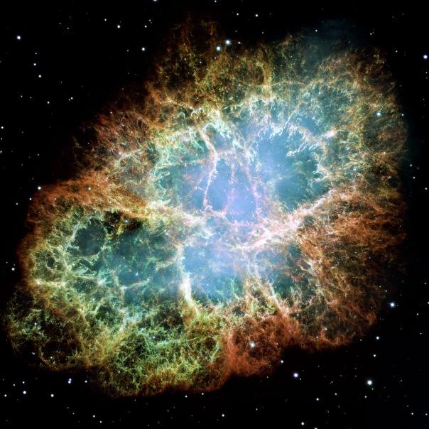 фотоснимки объектов каталога Месье - М1