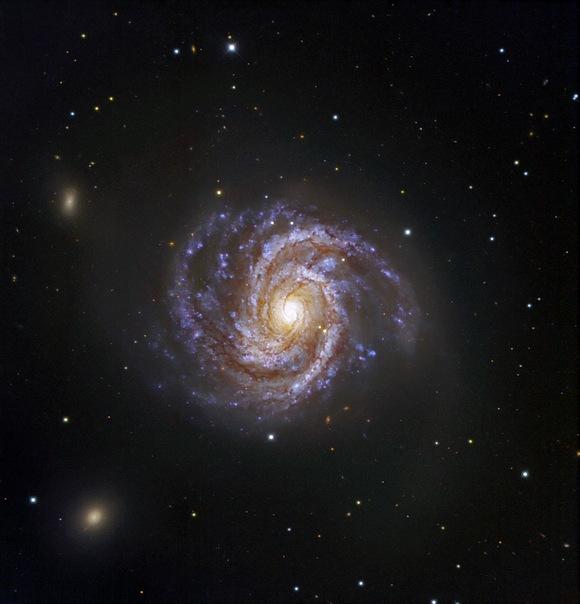 фотоснимки объектов каталога Месье - М100