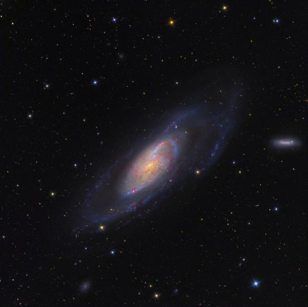 фотоснимки объектов каталога Месье - М106