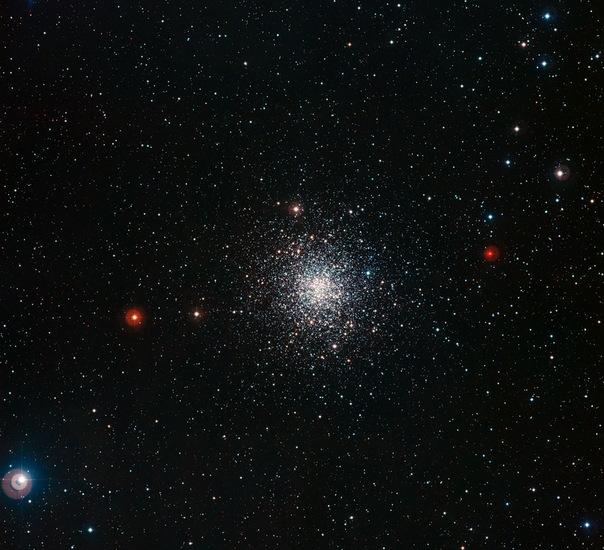 фотоснимки объектов каталога Месье - М107