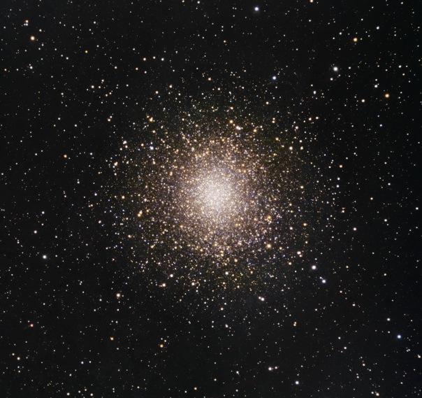 фотоснимки объектов каталога Месье - М14