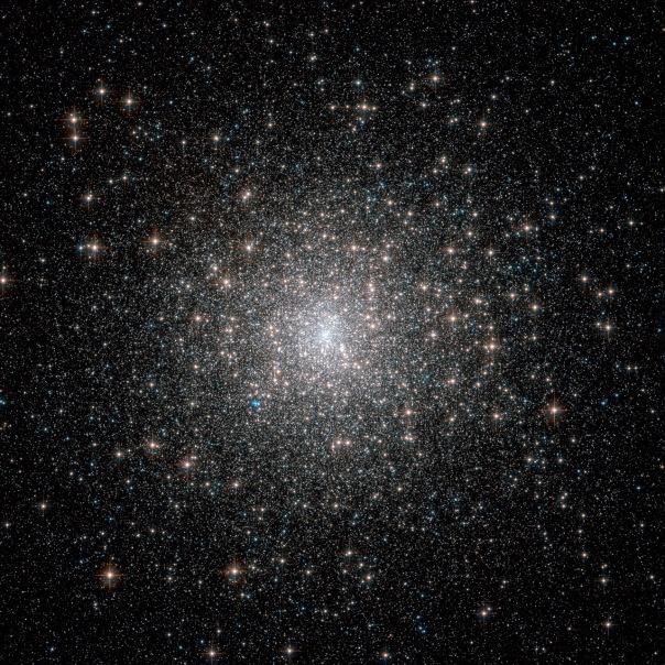 фотоснимки объектов каталога Месье - М15