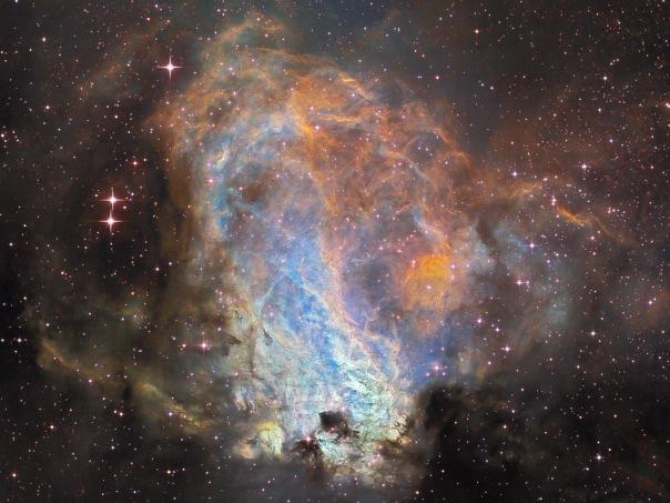фотоснимки объектов каталога Месье - М17