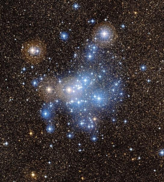 фотоснимки объектов каталога Месье - М25