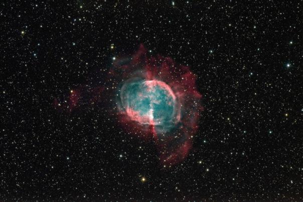 фотоснимки объектов каталога Месье - М27