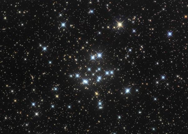 фотоснимки объектов каталога Месье - М34