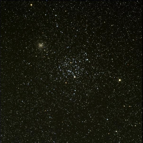 фотоснимки объектов каталога Месье - М35