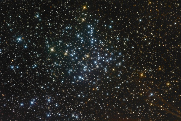 фотоснимки объектов каталога Месье - М38