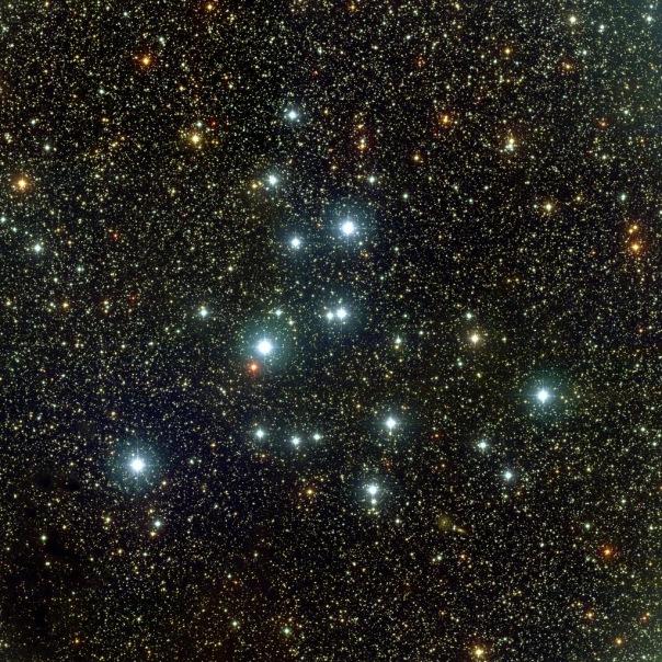 фотоснимки объектов каталога Месье - М39