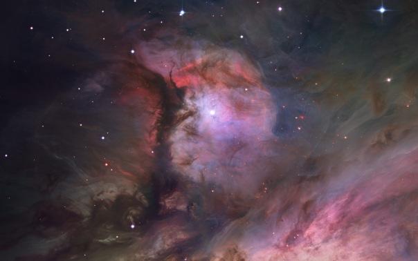 фотоснимки объектов каталога Месье - М43