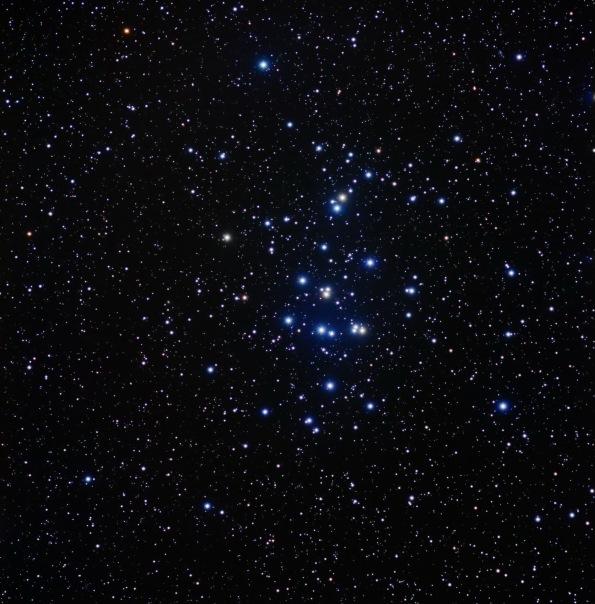 фотоснимки объектов каталога Месье - М44