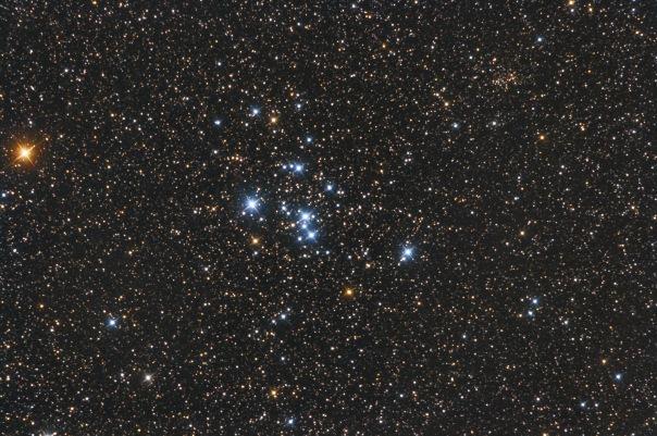 фотоснимки объектов каталога Месье - М47