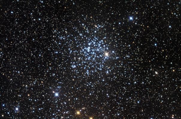 фотоснимки объектов каталога Месье - М52