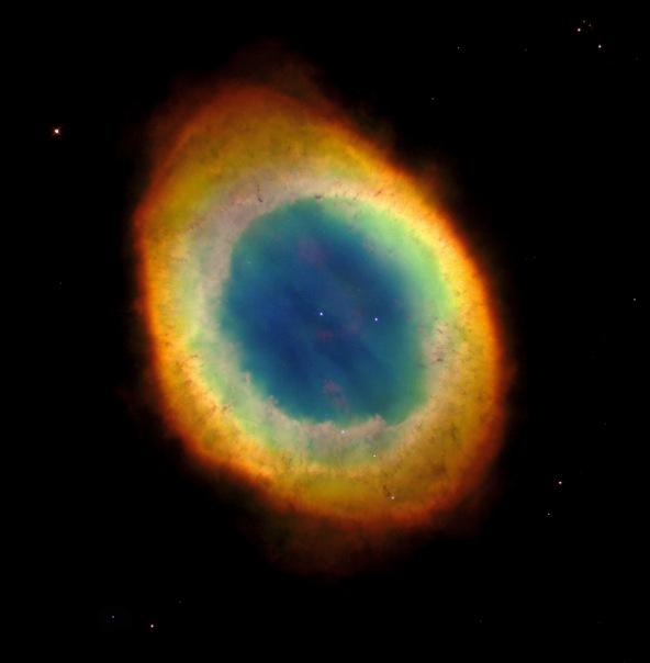 фотоснимки объектов каталога Месье - М57