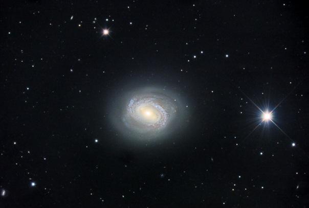 фотоснимки объектов каталога Месье - М58