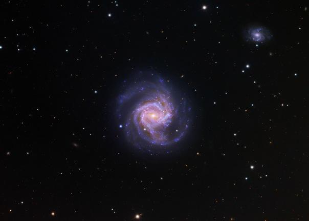 фотоснимки объектов каталога Месье - М61