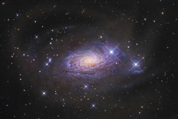 фотоснимки объектов каталога Месье - М63