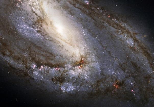 фотоснимки объектов каталога Месье - М66