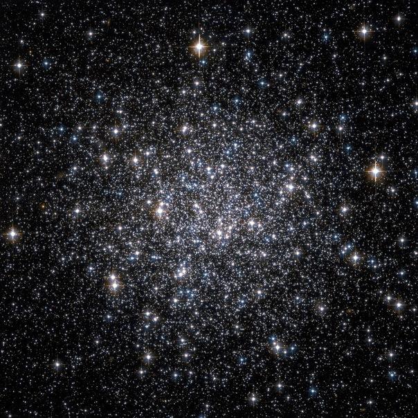 фотоснимки объектов каталога Месье - М68