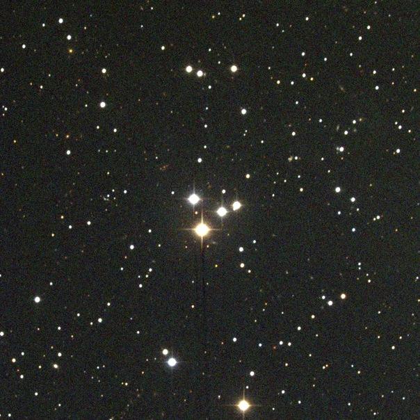 фотоснимки объектов каталога Месье - М73