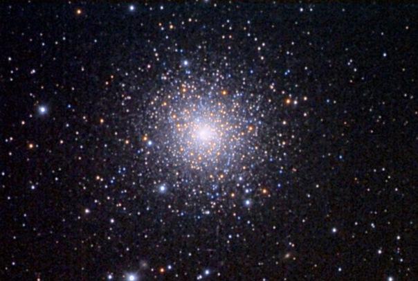 фотоснимки объектов каталога Месье - М75