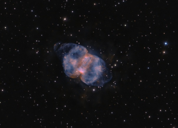 фотоснимки объектов каталога Месье - М76