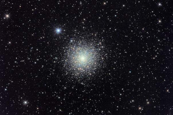 фотоснимки объектов каталога Месье - М80