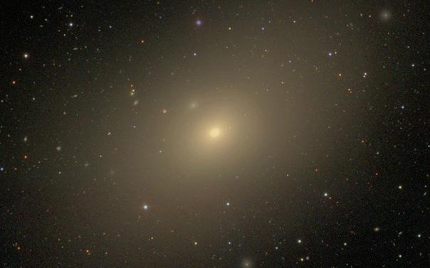 фотоснимки объектов каталога Месье - М86