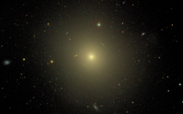 фотоснимки объектов каталога Месье - М89