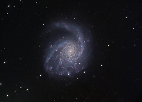 фотоснимки объектов каталога Месье - М99