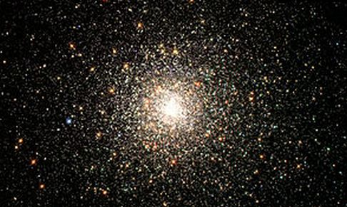 шаровые звёздные скопления