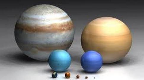 Характеристика солнечной системы